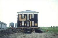 Histoire - La galerie d'en avant - Maison en rénovation -1
