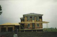 Histoire - La galerie d'en avant - Maison en rénovation